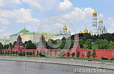 Moscow city centre