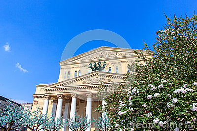 Moscow Grand Theatre