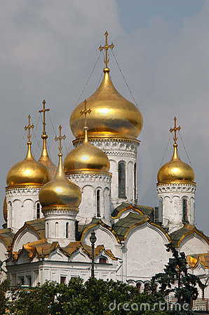 Free Moscow Kremlin Royalty Free Stock Photography - 526777