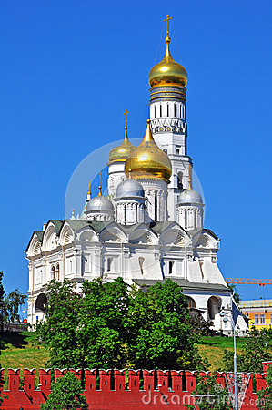 Moscow Kremlin churches