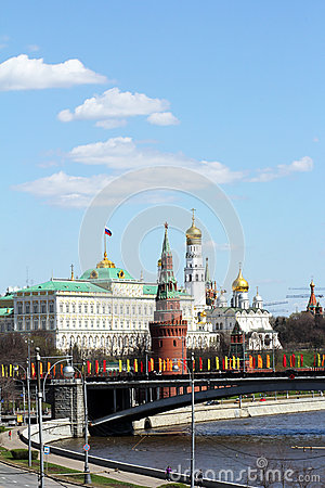 Moscow,Kremlin