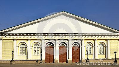 Moscow Manege (1825)