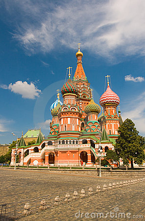 Free Moscow, Russia Stock Photography - 20087762