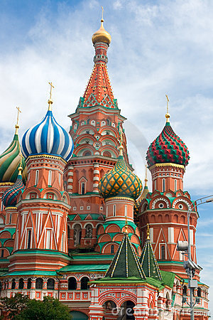 Free Moscow, Russia Royalty Free Stock Images - 20093099