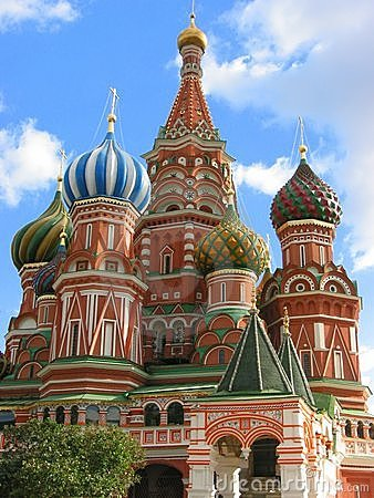 Free Moscow, Russia Royalty Free Stock Photography - 288527