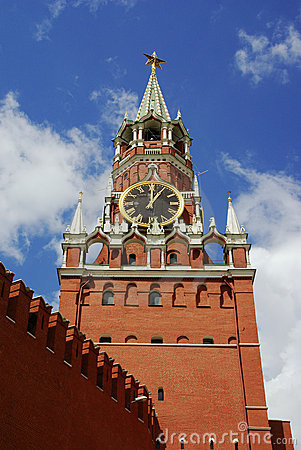 Moscow. Symbol of Russia