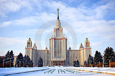 The Moscow University