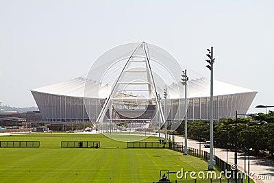 Moses Mabhida Stadium Editorial Stock Photo