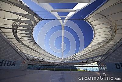 Moses Mabhida Stadium, Fifa, World Cup 2010  Editorial Image