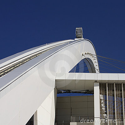 Moses Mabhida Stadium, Fifa, World Cup 2010 Editorial Stock Image