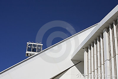 Moses Mabhida Stadium, Soccer World Cup Editorial Photo