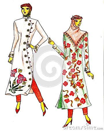 Moslem s fashion