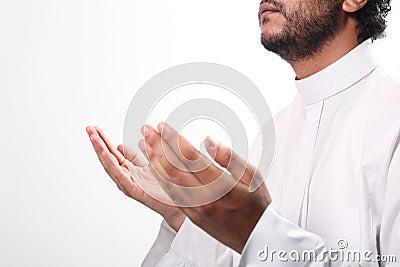 Moslemisches Gebet