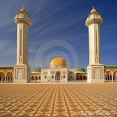 Free Mosque Stock Photography - 1724662