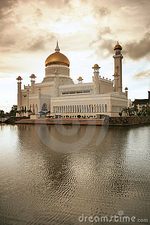 Free Mosque Royalty Free Stock Photo - 551025