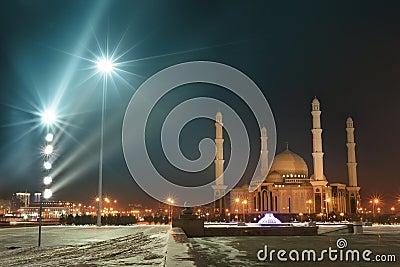 Mosque of Astana city