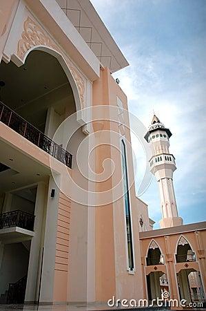 Mosque Baitul Izzah
