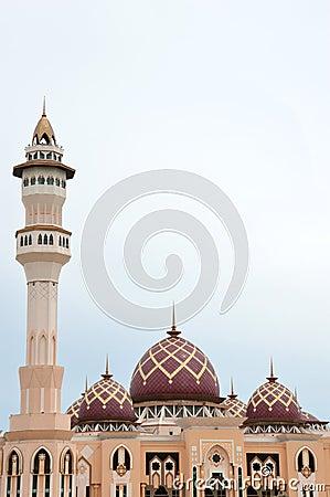 Mosque Baitul Izzah Tarakan, Indonesia