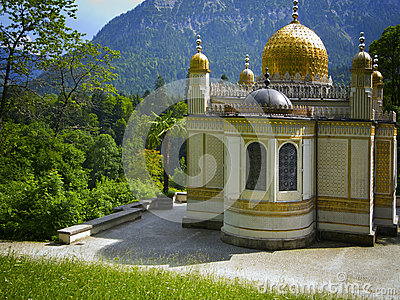 Mosque in bavaria