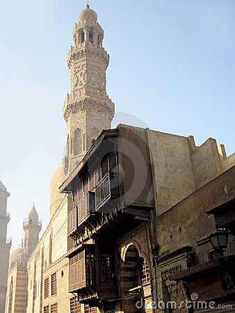 Mosque in Cairo.
