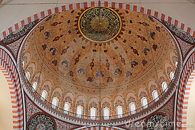 Mosque Cupola, Istanbul