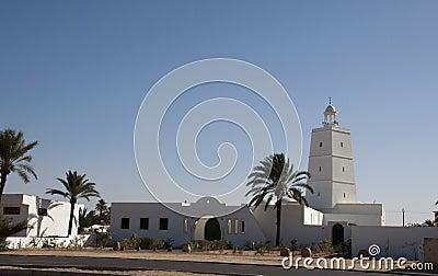 Mosque in Djerba