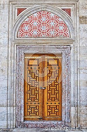 Free Mosque Doors 04 Stock Photo - 22946020
