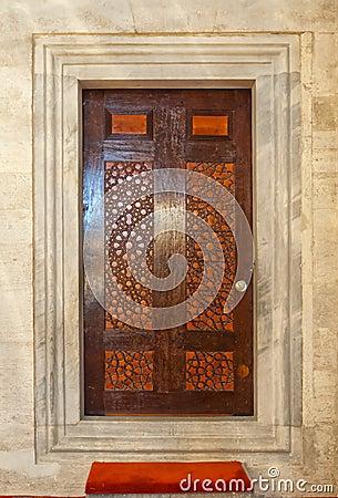 Free Mosque Doors 04 Stock Photos - 22946033