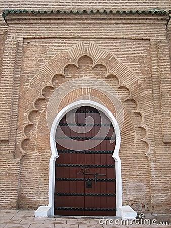 Mosque Doorway
