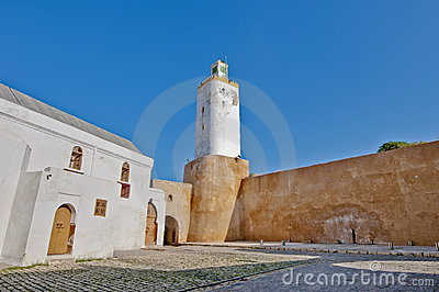 Mosque At El-Jadida, Morocco Stock Photo - Image: 24284090