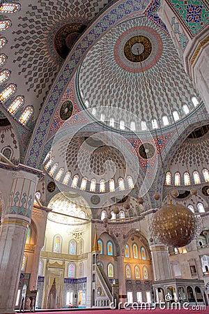 Mosque indoor