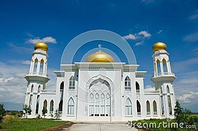 Mosque of Islam.