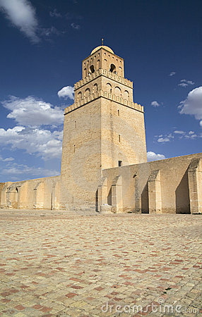 Mosque of Kairouan - UNESCO World Heritage Site
