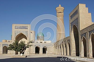 Mosque Kalon, Bukhara, Uzbekistan
