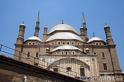 Mosque M. Ali  in cairo