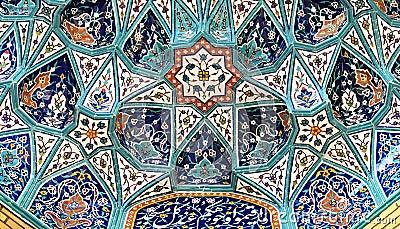 Mosque mugarnas