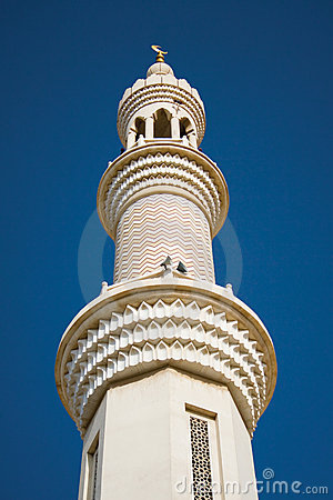 Free Mosque Piller Royalty Free Stock Image - 2274876