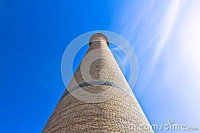 Mosque s minaret