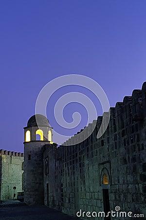 Mosque- Sousse, Tunisia