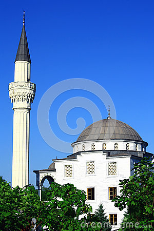 Mosque of Suleiman and Roksolana