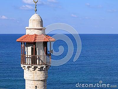 Mosque symbol of Islam