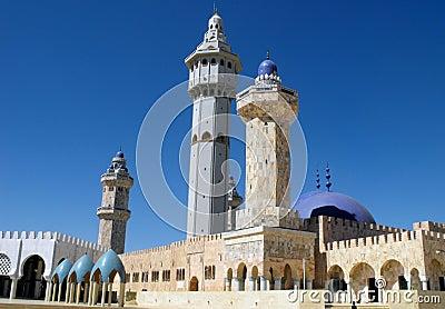 Mosque to Koba.