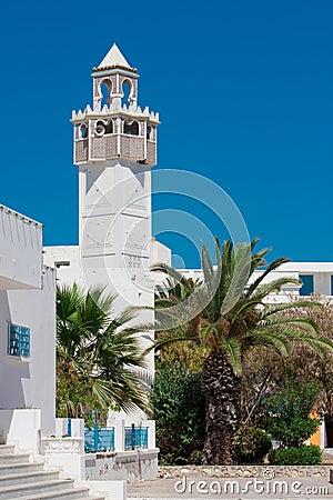 Mosque. Tunis