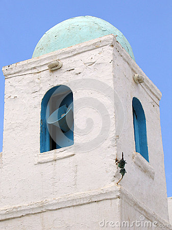 Mosque in Tunis