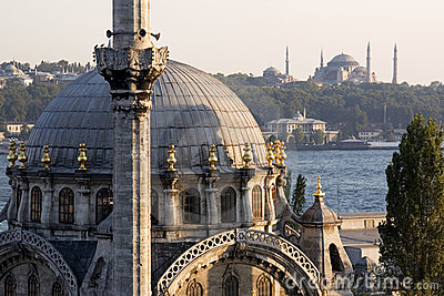Mosques of the Istanbul