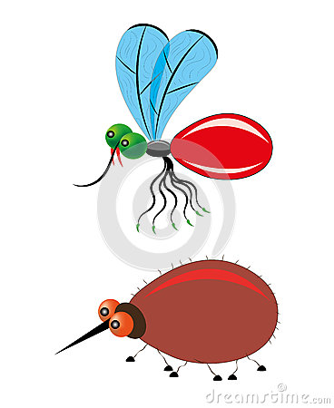 Mosquito and tick
