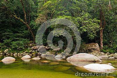Mossman Gorge, Daintree National Park