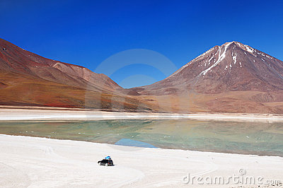 The most beautifull Andes in South America