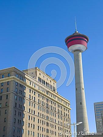 Most Famous Calgary Landmark