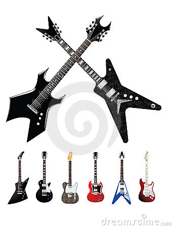 Most Famous Electric Guitars Detailed
